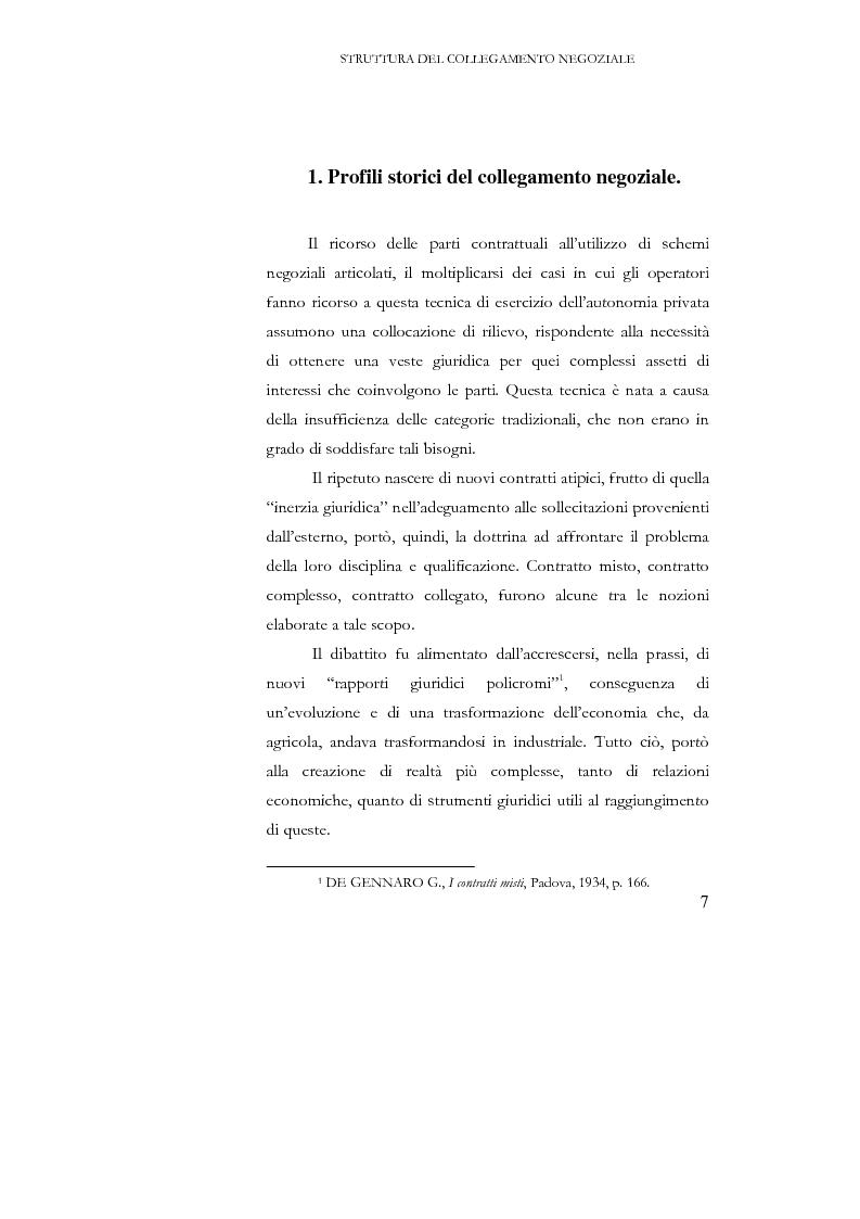 Anteprima della tesi: I negozi collegati, Pagina 7