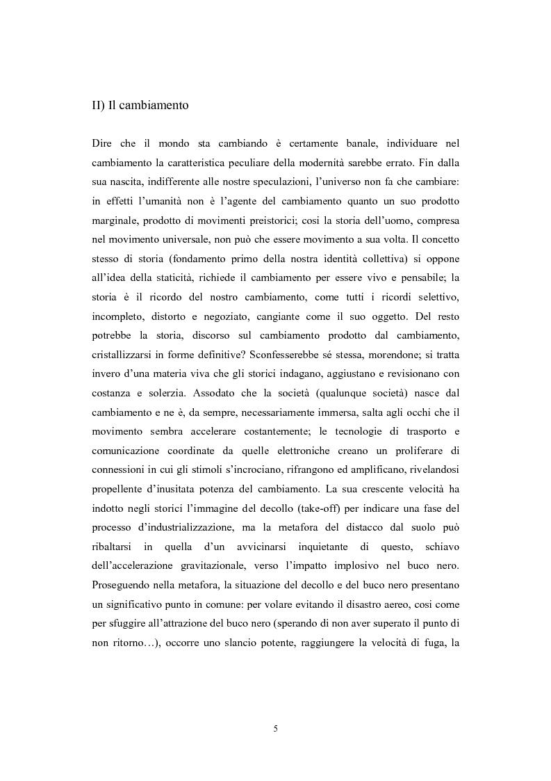 Anteprima della tesi: La postmodernità consumista. Uno studio del mondo contemporaneo attraverso il concetto di consumo, dalla vita quotidiana alle dinamiche internazionali, Pagina 4