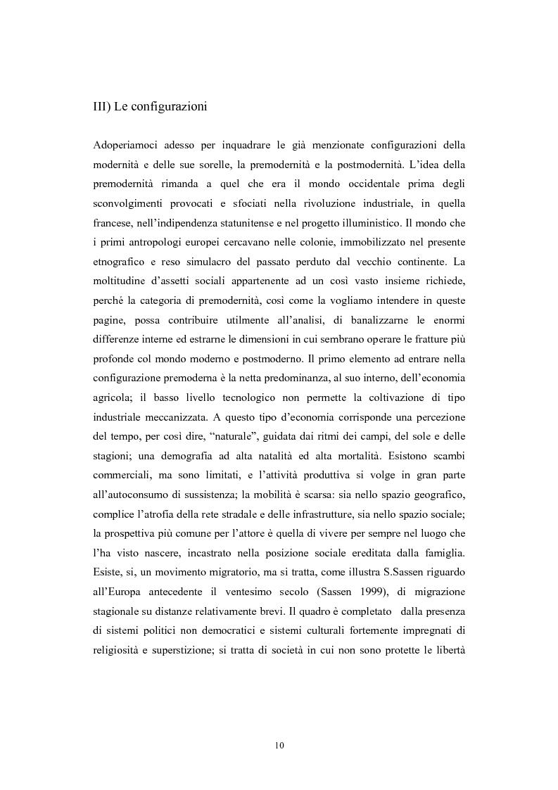 Anteprima della tesi: La postmodernità consumista. Uno studio del mondo contemporaneo attraverso il concetto di consumo, dalla vita quotidiana alle dinamiche internazionali, Pagina 9