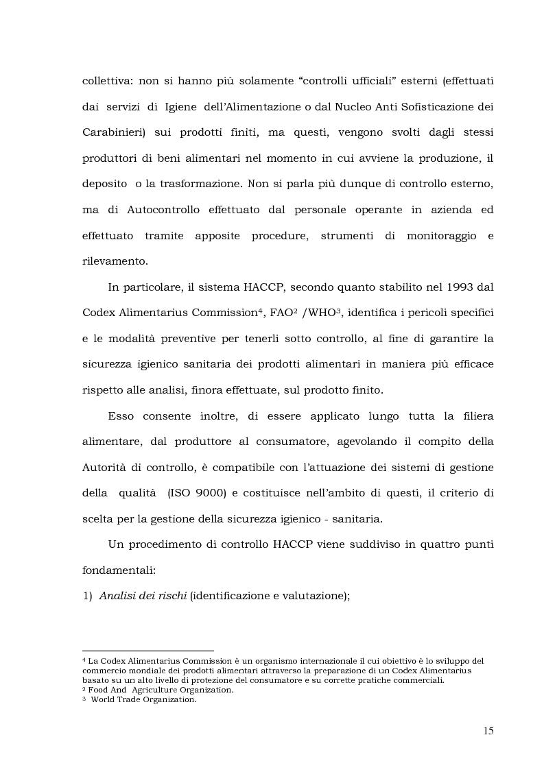 Anteprima della tesi: Customer Satisfaction nella ristorazione ospedaliera. Un'analisi al C.T.O. di Palermo, Pagina 11