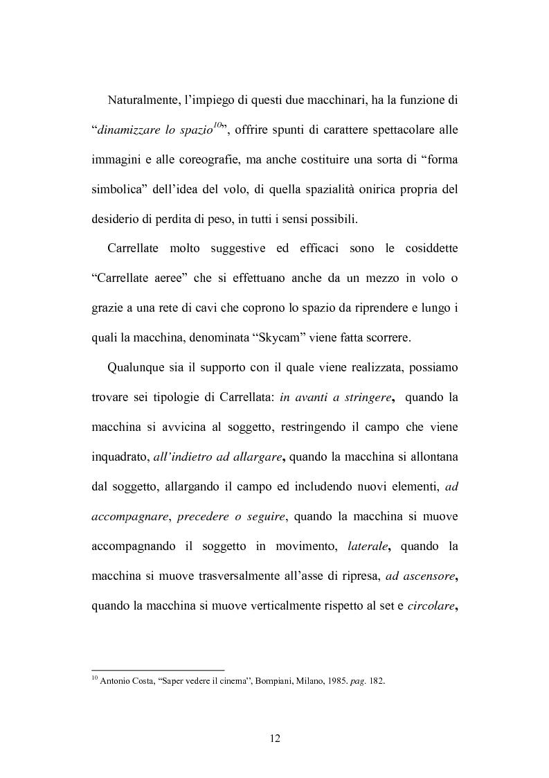 Anteprima della tesi: L'occhio che si muove - I movimenti di macchina nel cinema di Stanley Kubrick, Pagina 10