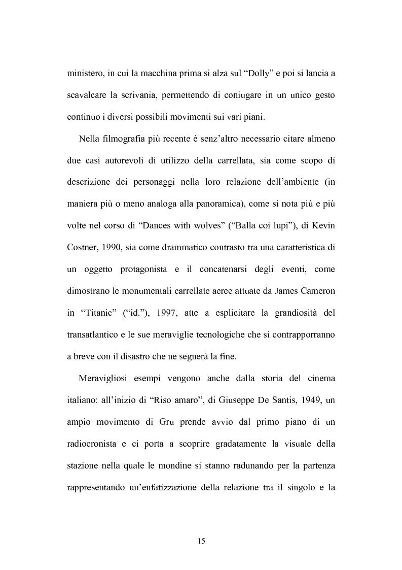 Anteprima della tesi: L'occhio che si muove - I movimenti di macchina nel cinema di Stanley Kubrick, Pagina 13