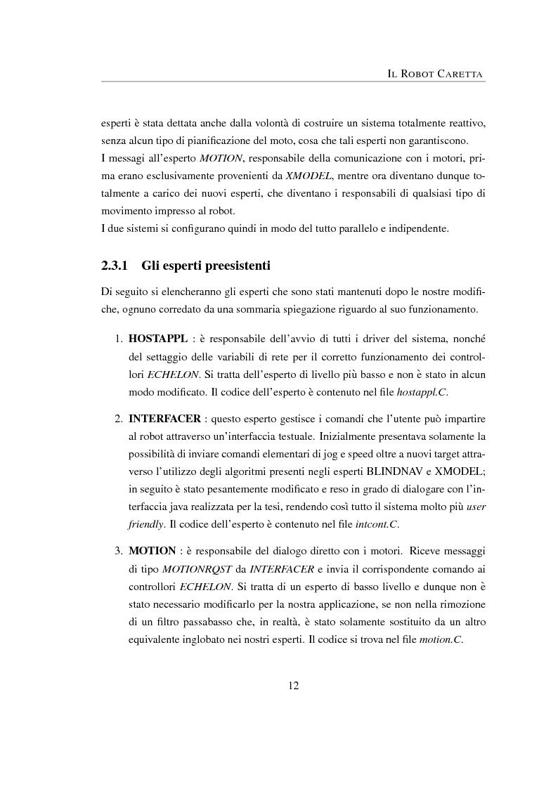 Anteprima della tesi: Algoritmi di visione stereo/omnidirezionale per la navigazione di robot autonomi, Pagina 12