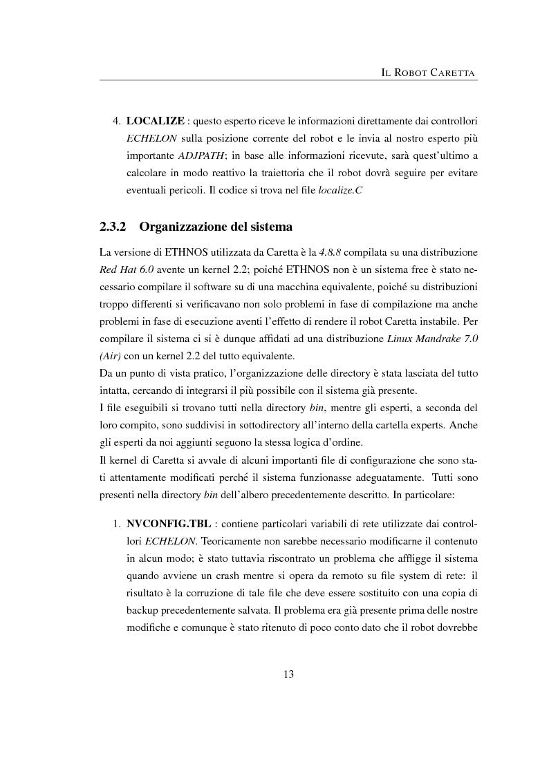Anteprima della tesi: Algoritmi di visione stereo/omnidirezionale per la navigazione di robot autonomi, Pagina 13