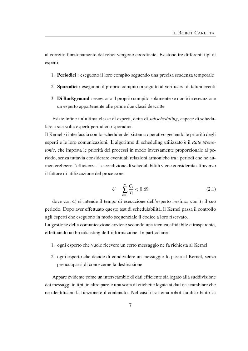 Anteprima della tesi: Algoritmi di visione stereo/omnidirezionale per la navigazione di robot autonomi, Pagina 7