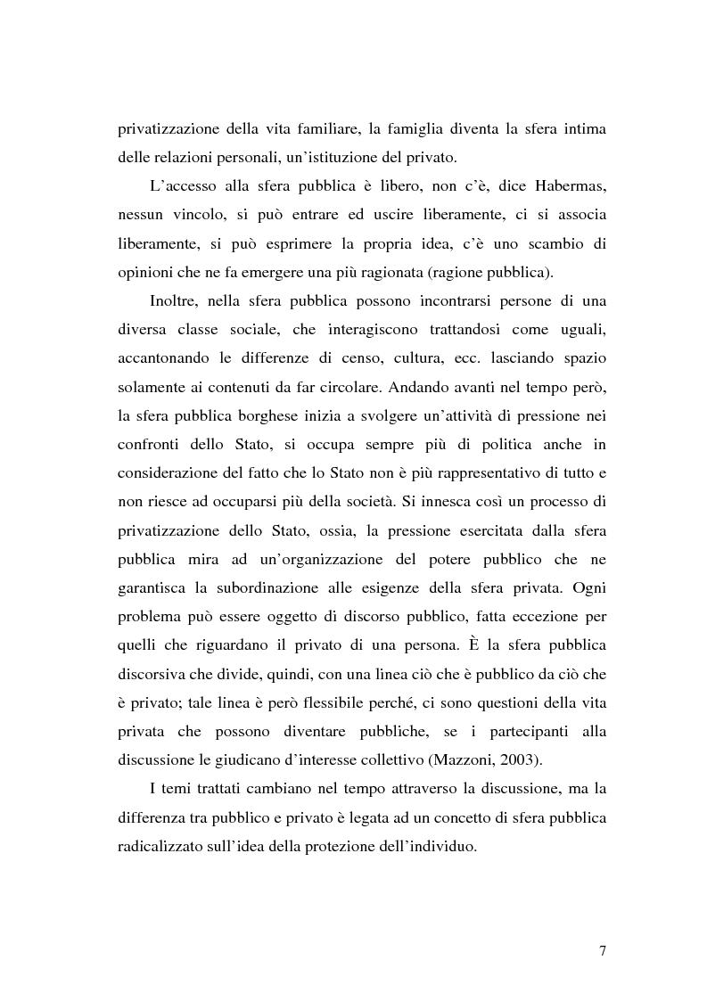 Anteprima della tesi: L' Unione Europea nelle riviste italiane, Pagina 5
