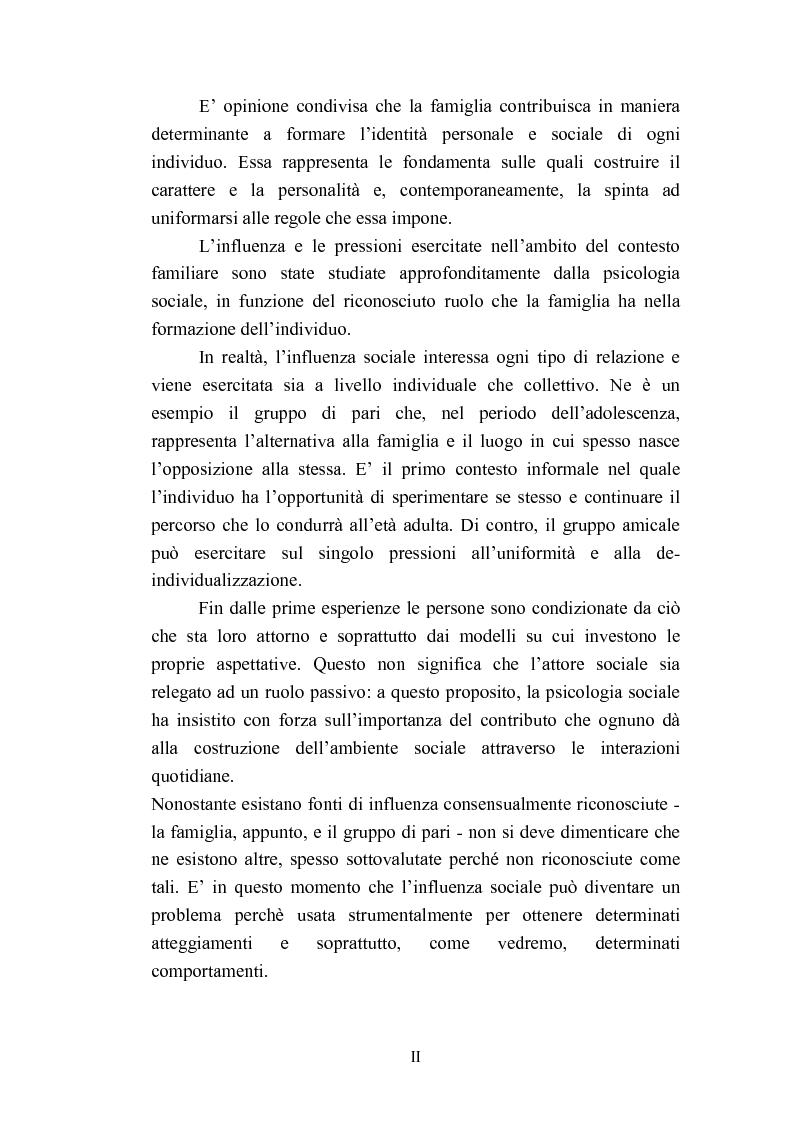 Anteprima della tesi: Indagine esplorativa sull'induzione comportamentale nel sistema di vendita multilivello, Pagina 2