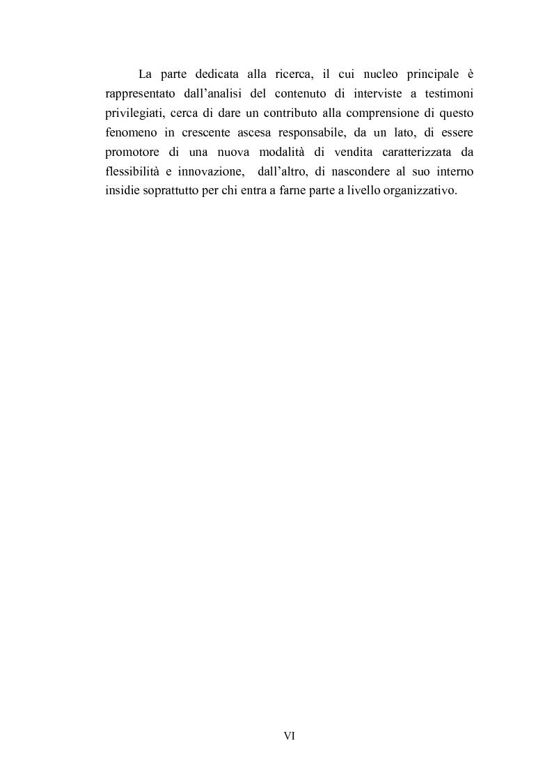 Anteprima della tesi: Indagine esplorativa sull'induzione comportamentale nel sistema di vendita multilivello, Pagina 6