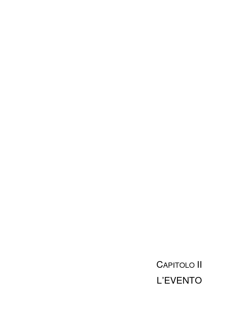 Anteprima della tesi: Analisi e sviluppo del progetto di immagine coordinata relativo al ''Salone del Gusto'', Torino 2004, Pagina 9