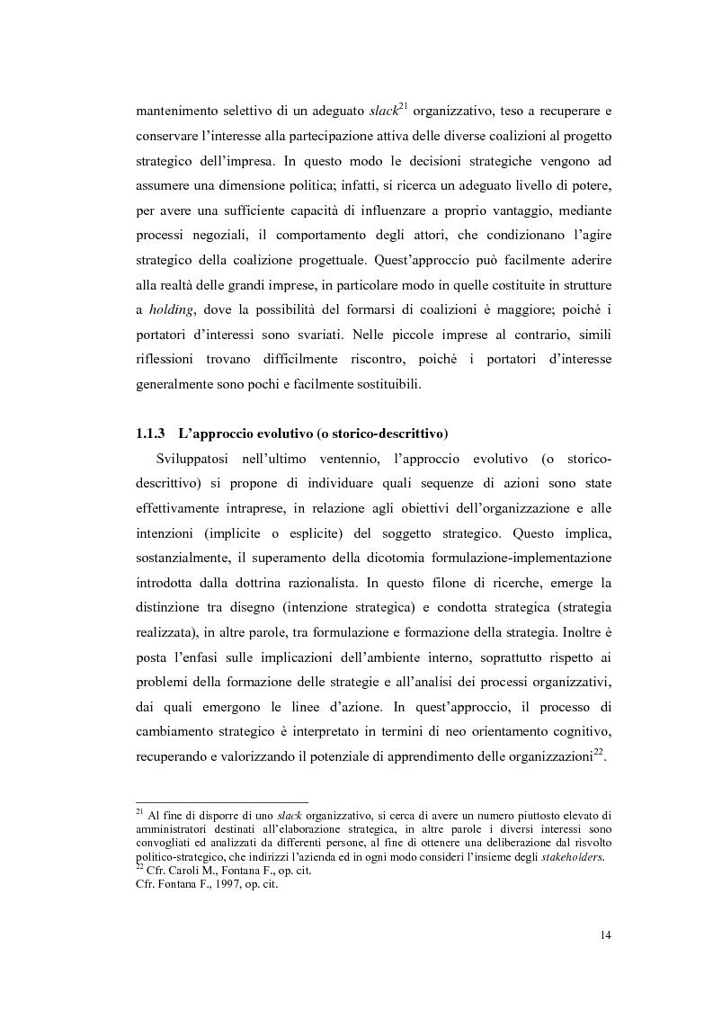 Anteprima della tesi: Le strategie competitive delle banche nel wealth management, Pagina 14
