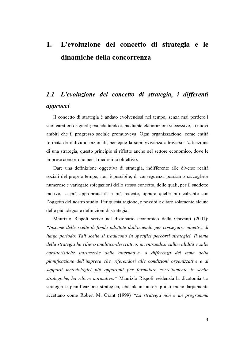 Anteprima della tesi: Le strategie competitive delle banche nel wealth management, Pagina 4