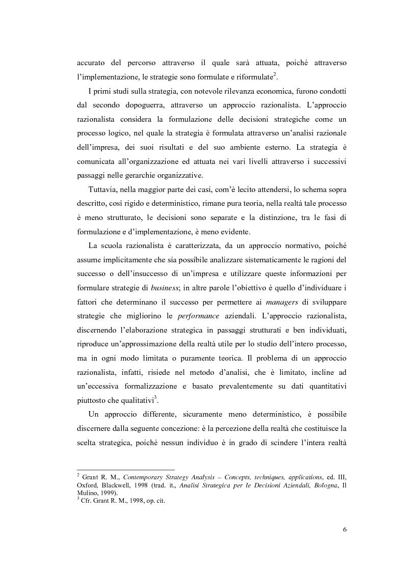 Anteprima della tesi: Le strategie competitive delle banche nel wealth management, Pagina 6