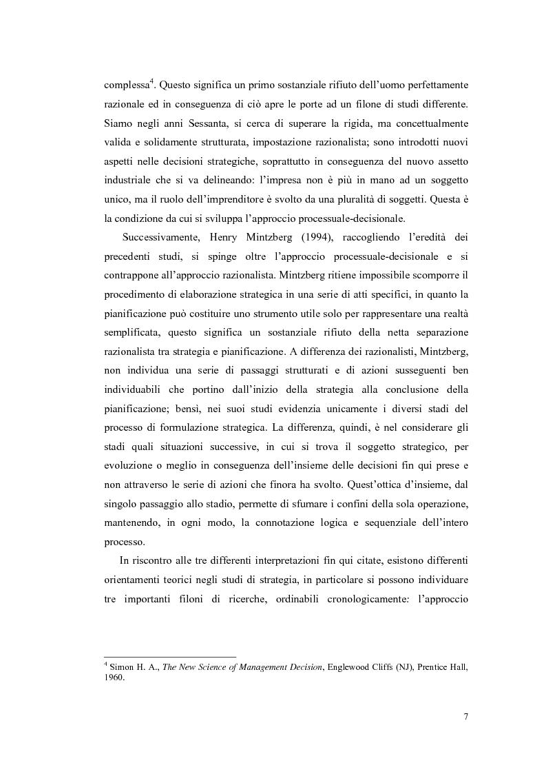Anteprima della tesi: Le strategie competitive delle banche nel wealth management, Pagina 7