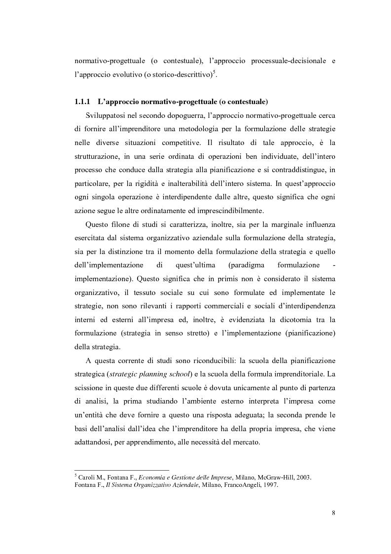 Anteprima della tesi: Le strategie competitive delle banche nel wealth management, Pagina 8