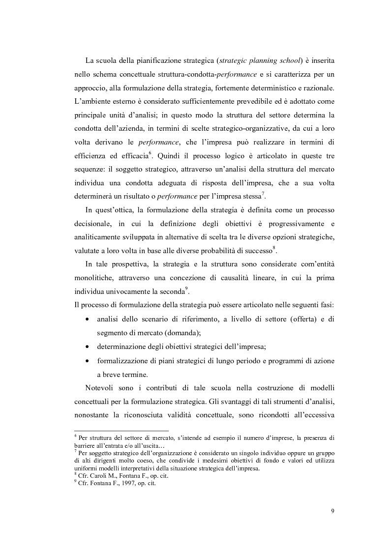 Anteprima della tesi: Le strategie competitive delle banche nel wealth management, Pagina 9