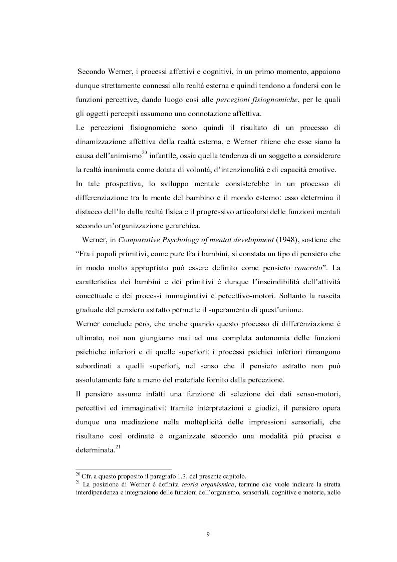 Anteprima della tesi: La regolazione delle emozioni: tra empatia ed arte, Pagina 9