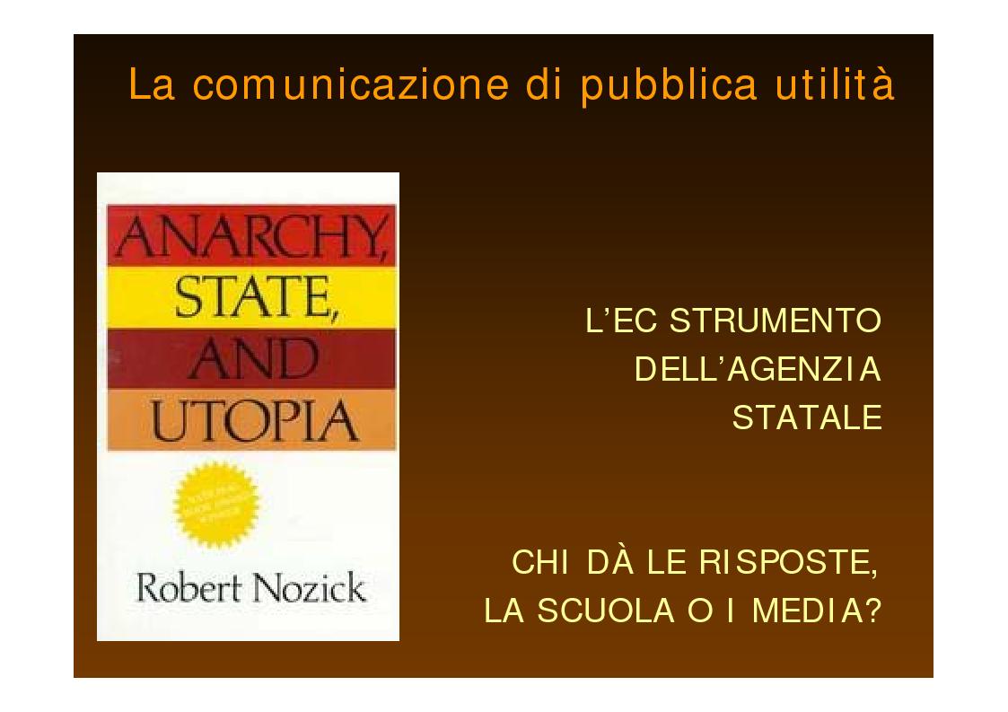 """Anteprima della tesi: EC=ME² """"L'educazione civica e la sfida della comunicazione"""", Pagina 5"""