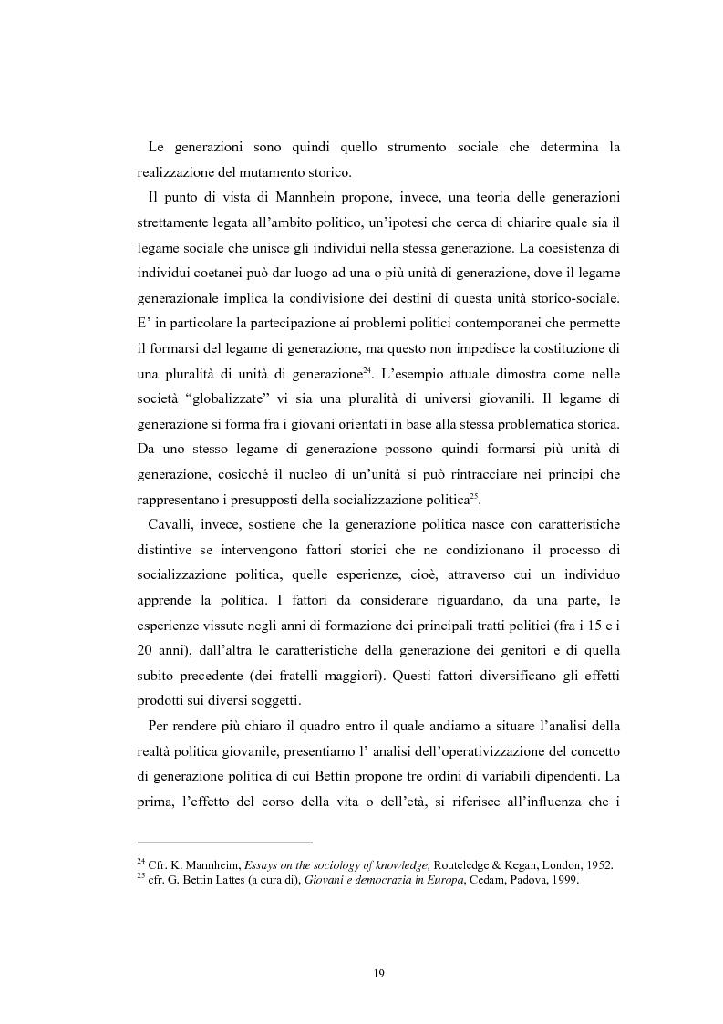 Anteprima della tesi: I giovani e la politica. I/le Giovani Comunisti/e tra movimento e disobbedienza, Pagina 13