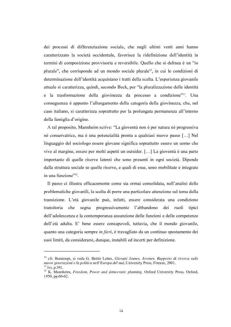 Anteprima della tesi: I giovani e la politica. I/le Giovani Comunisti/e tra movimento e disobbedienza, Pagina 8