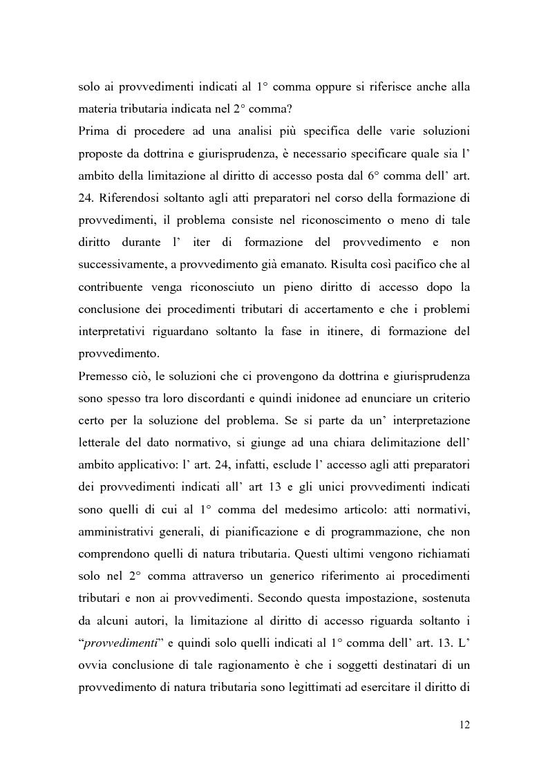 Anteprima della tesi: Italia-Spagna, uno studio di diritto comparato: ''lo Statuto dei diritti del Contribuente con particolare riferimento alla figura del Garante'', Pagina 12