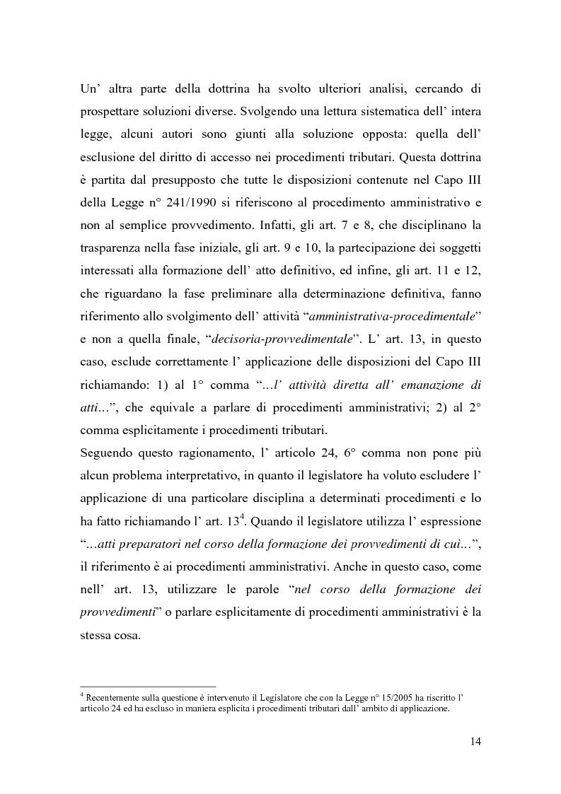 Anteprima della tesi: Italia-Spagna, uno studio di diritto comparato: ''lo Statuto dei diritti del Contribuente con particolare riferimento alla figura del Garante'', Pagina 14