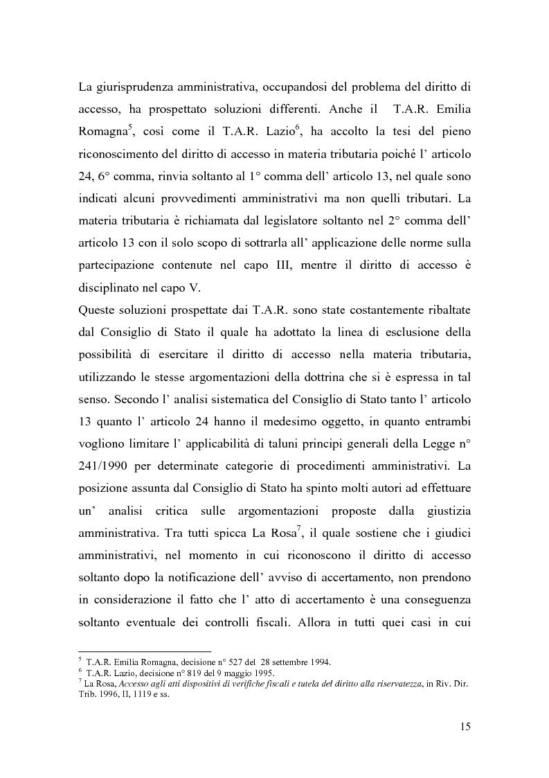 Anteprima della tesi: Italia-Spagna, uno studio di diritto comparato: ''lo Statuto dei diritti del Contribuente con particolare riferimento alla figura del Garante'', Pagina 15