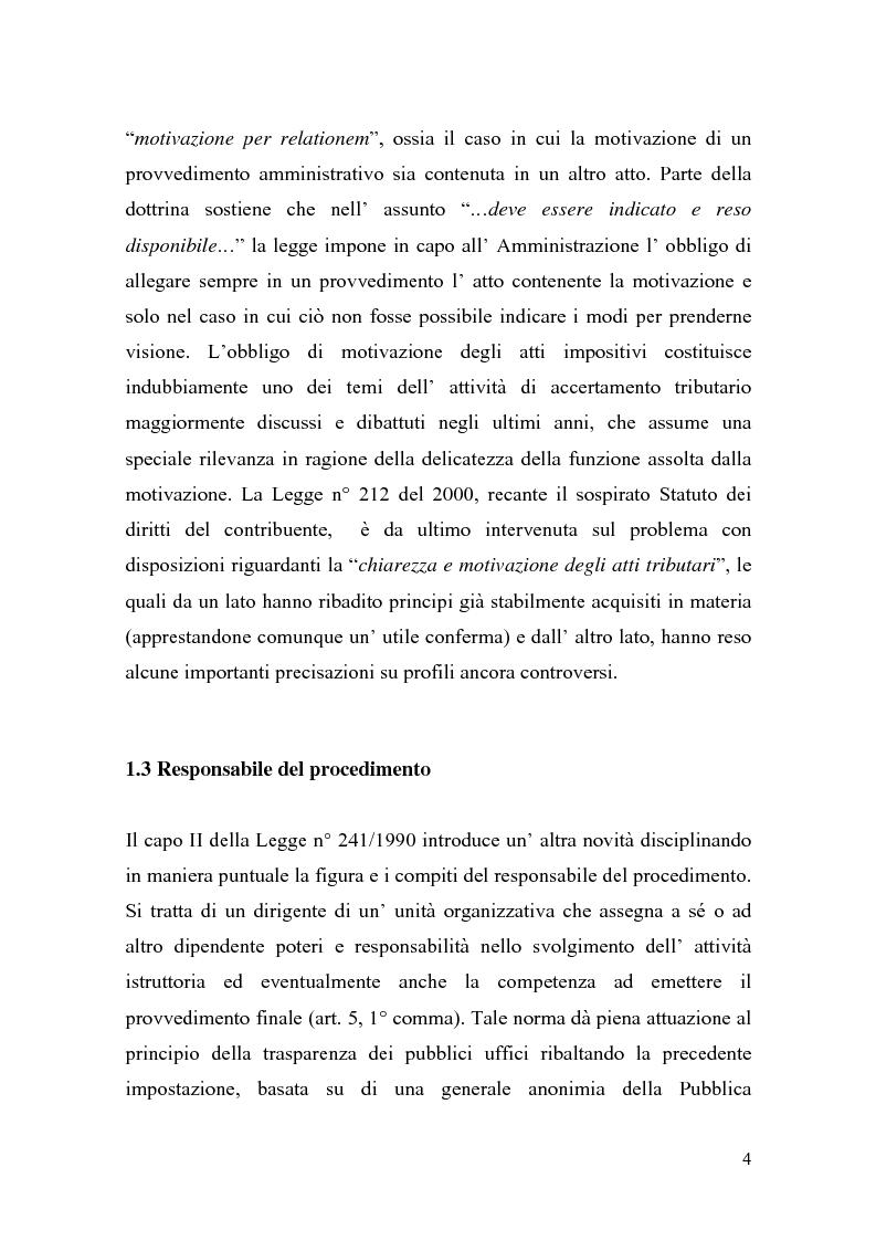 Anteprima della tesi: Italia-Spagna, uno studio di diritto comparato: ''lo Statuto dei diritti del Contribuente con particolare riferimento alla figura del Garante'', Pagina 4