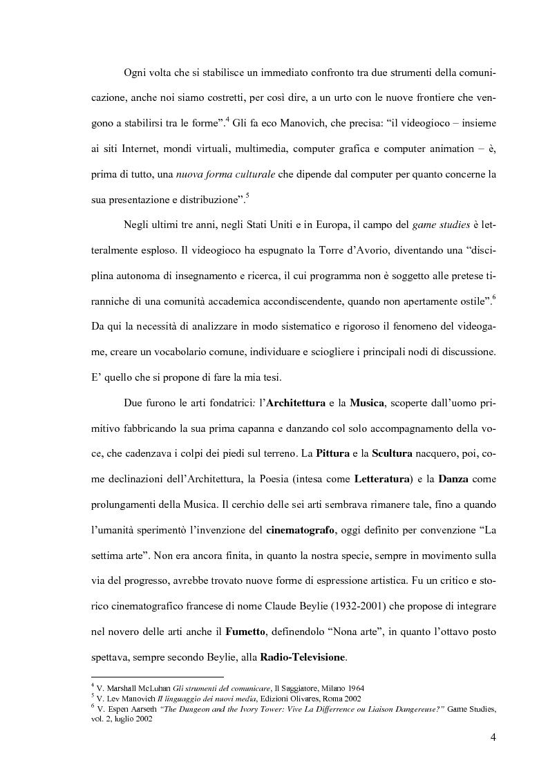 Anteprima della tesi: La Decima Arte, Pagina 4