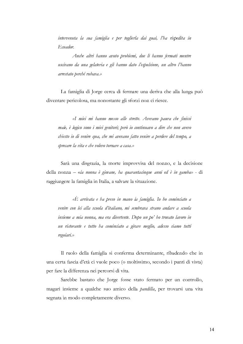 Anteprima della tesi: Caratteristiche dell'immigrazione ecuadoriana a Genova all'inizio del Terzo Millennio, Pagina 11