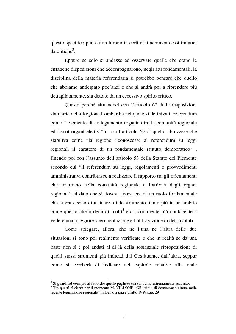 Anteprima della tesi: Il referendum nell'ordinamento regionale, Pagina 2