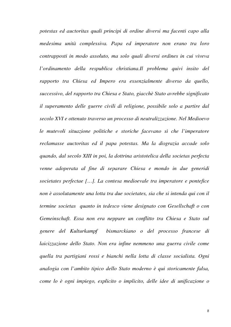 Anteprima della tesi: Schmitt e Kelsen: un problema della letteratura filosofico giuridica, Pagina 7