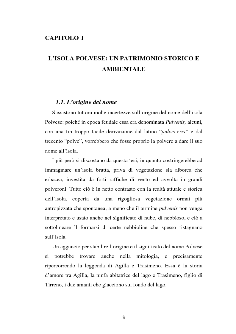 Anteprima della tesi: Progetto di web tv: controllo, sviluppo e promozione di un'area da proteggere, Pagina 5