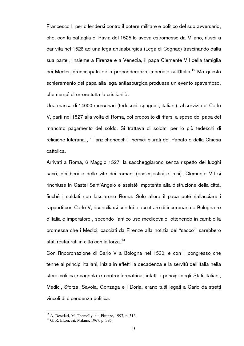 Anteprima della tesi: Angeli e Arcangeli di Gian Lorenzo Bernini, Pagina 8