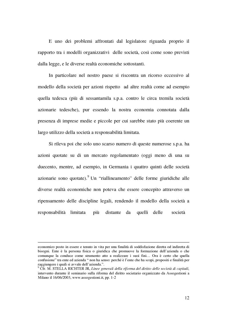 Anteprima della tesi: Il trattamento contabile dell'avviamento e delle immobilizzazioni immateriali, Pagina 10