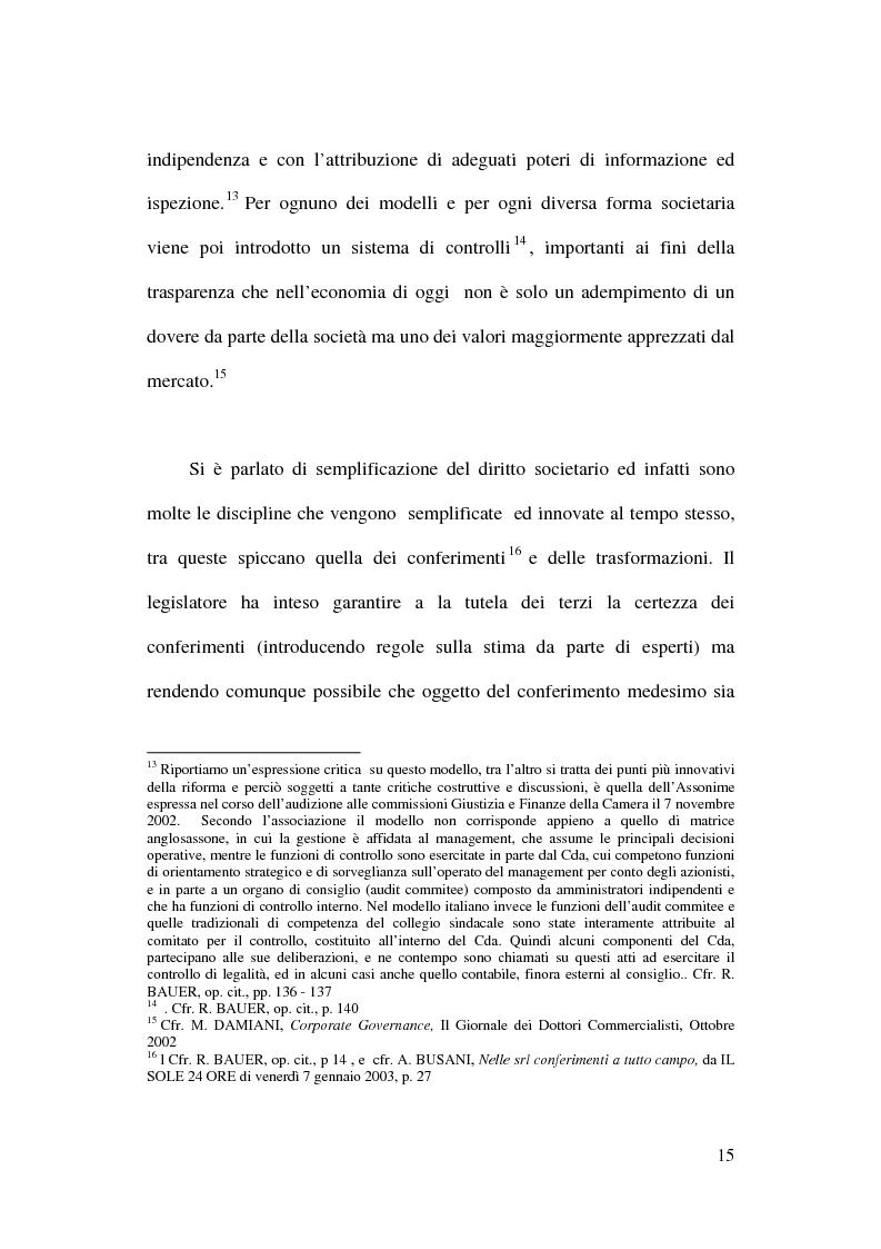 Anteprima della tesi: Il trattamento contabile dell'avviamento e delle immobilizzazioni immateriali, Pagina 13
