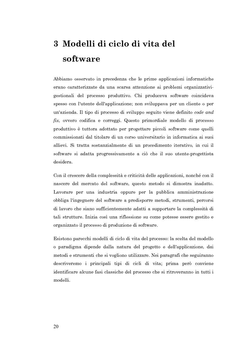 Anteprima della tesi: Metodologie per la progettazione di software orientato agli agenti, Pagina 11