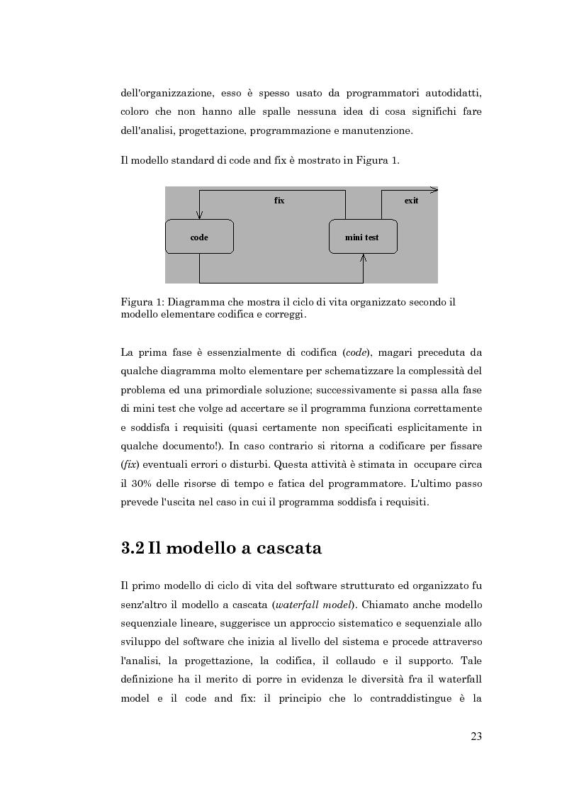 Anteprima della tesi: Metodologie per la progettazione di software orientato agli agenti, Pagina 14