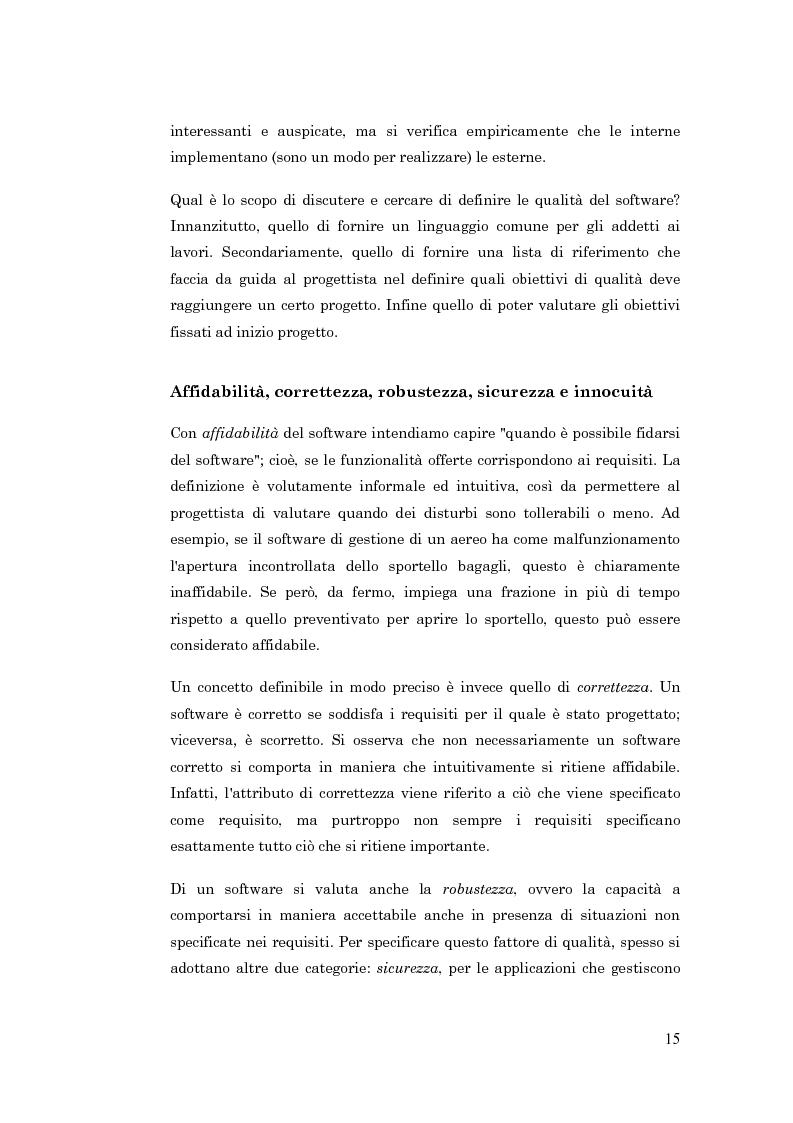 Anteprima della tesi: Metodologie per la progettazione di software orientato agli agenti, Pagina 6