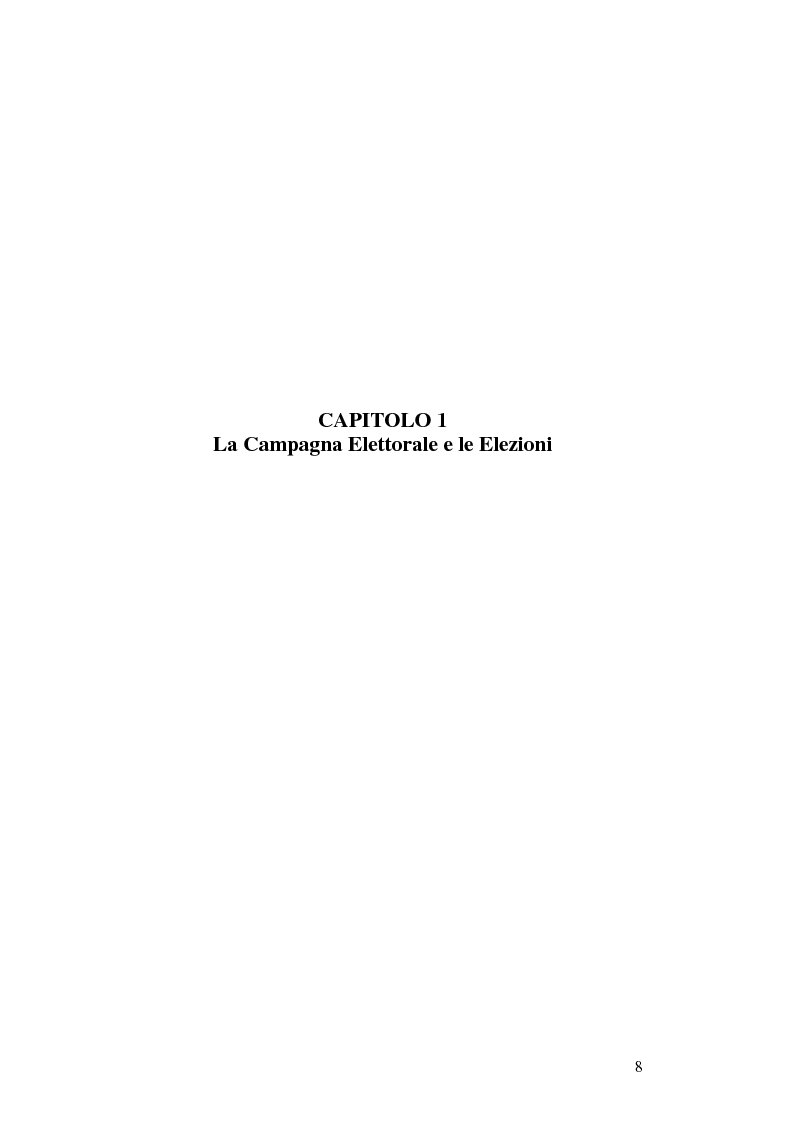 Anteprima della tesi: La Strategia di Sicurezza Nazionale di George Walker Bush, Pagina 4