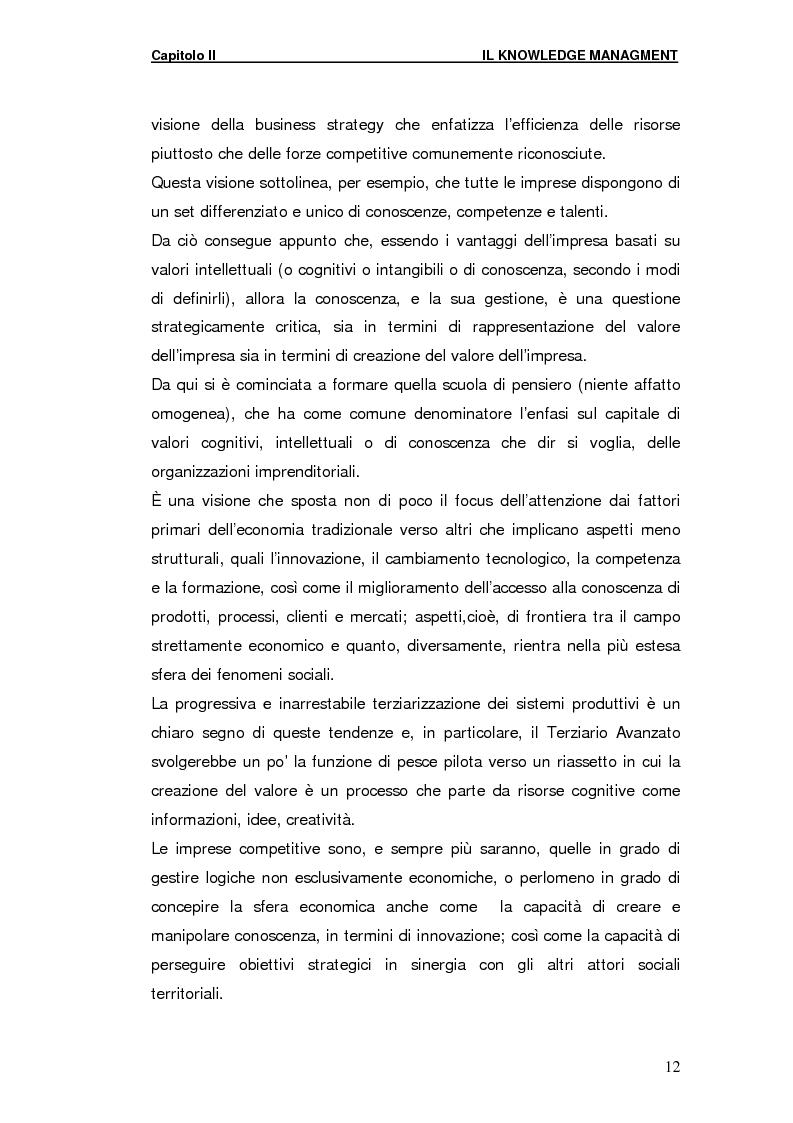 Anteprima della tesi: La gestione della comunicazione istantanea in un portale della conoscenza, Pagina 12