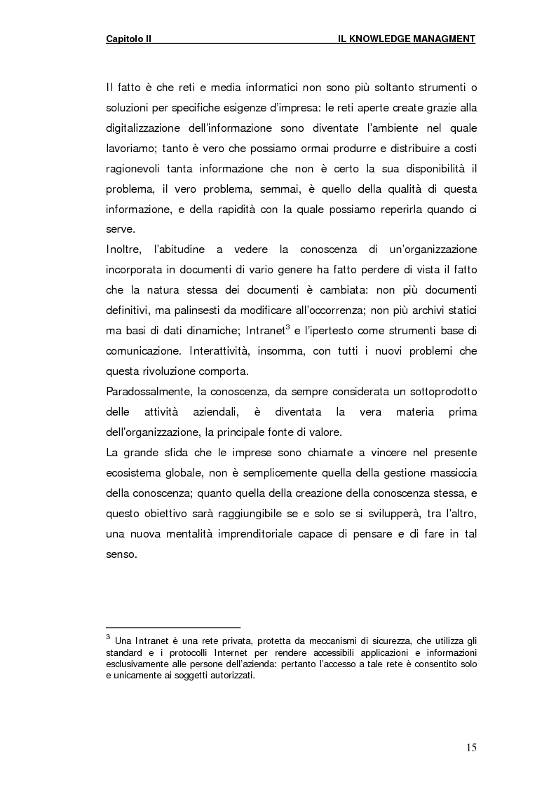 Anteprima della tesi: La gestione della comunicazione istantanea in un portale della conoscenza, Pagina 15