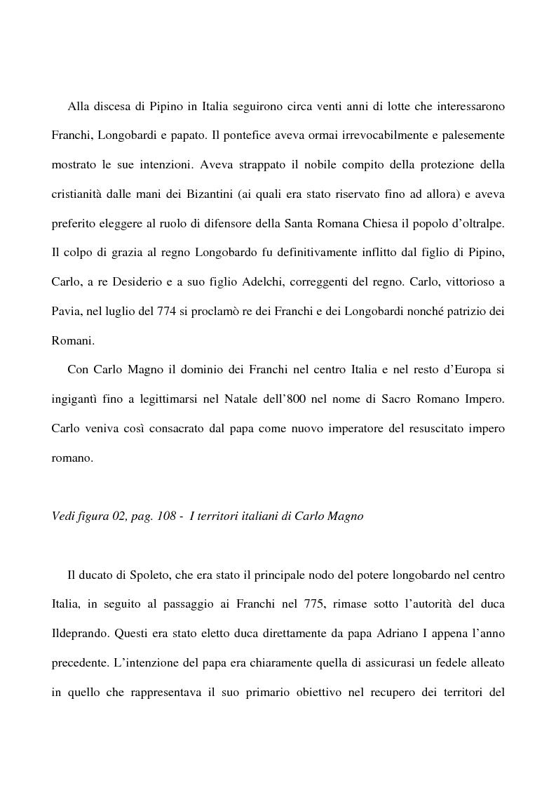 Anteprima della tesi: Saggio su alcuni documenti dell'abbazia di Farfa, Pagina 7