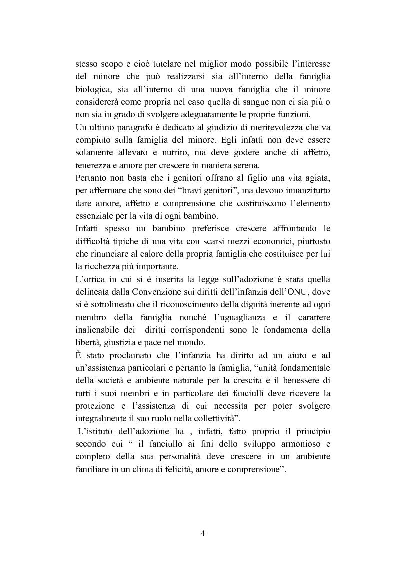 Anteprima della tesi: L'abbandono dei minori, Pagina 4