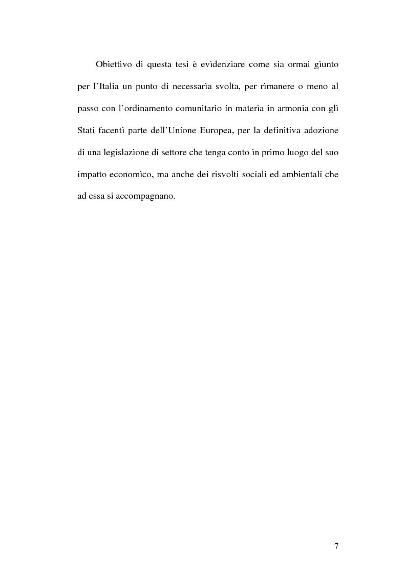 Anteprima della tesi: La normativa comunitaria in materia di appalti pubblici, Pagina 4