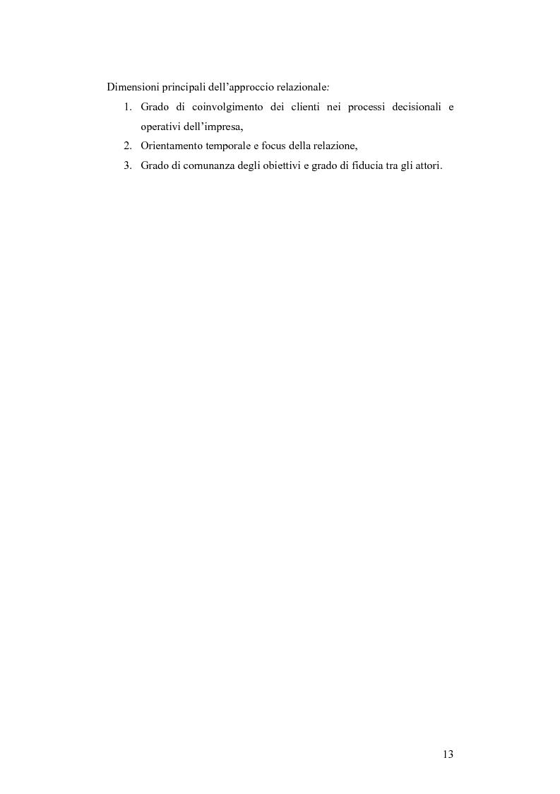 Anteprima della tesi: CRM e sistemi informativi a supporto, Pagina 9