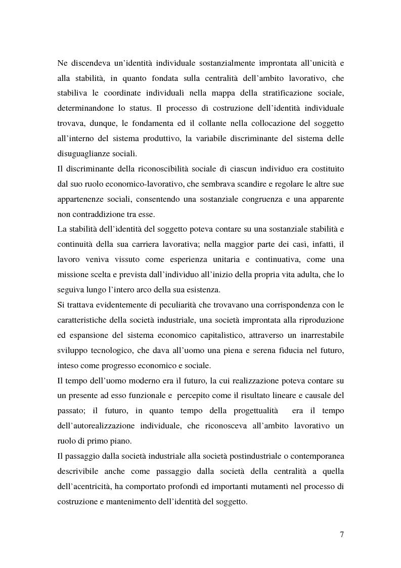 Anteprima della tesi: Prodotti tipici e turismo enogastronomico: come valorizzare un territorio, Pagina 5