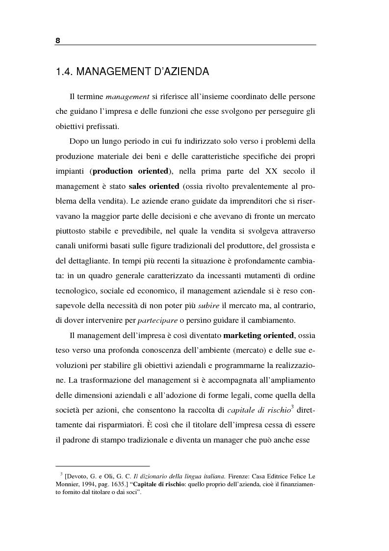 Anteprima della tesi: Il Mercato Discografico - contesto, caratteristiche e proposta di ricerca, Pagina 10