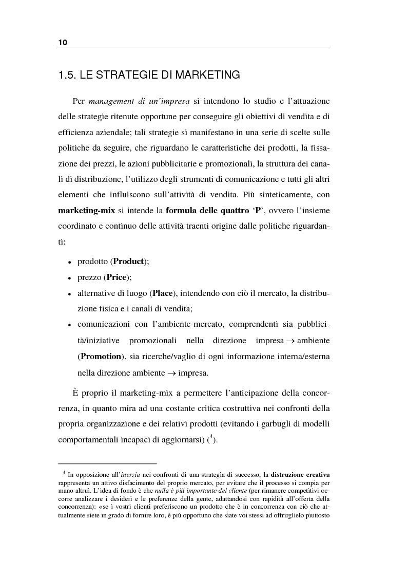 Anteprima della tesi: Il Mercato Discografico - contesto, caratteristiche e proposta di ricerca, Pagina 12