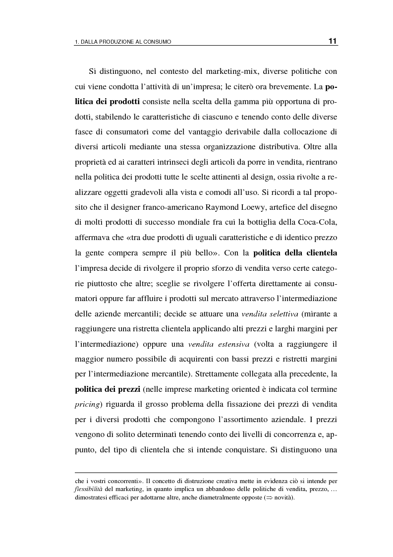 Anteprima della tesi: Il Mercato Discografico - contesto, caratteristiche e proposta di ricerca, Pagina 13