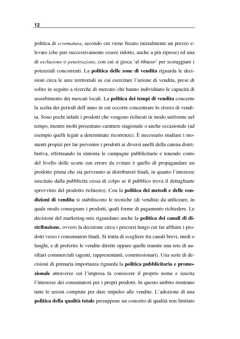 Anteprima della tesi: Il Mercato Discografico - contesto, caratteristiche e proposta di ricerca, Pagina 14